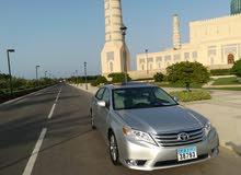 Toyota Avalon car for sale 2011 in Sohar city