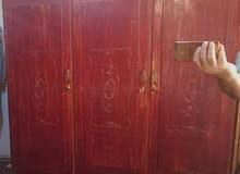 كنتور 3 باب خشب صاج ابواب كبيرة .بسعر 300 الف