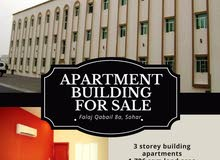 Building Apartment for Sale in Sohar  P46
