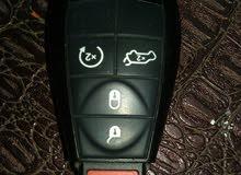 يوجد مفتاح سياره كليزلر مفتاح بصمه