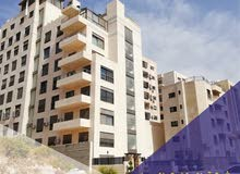 More than 5  apartment for sale with 3 rooms - Amman city Deir Ghbar