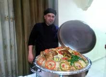 شيف اكل عربي وشيف حلويات