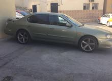 Nissan Maxima 2001 For sale - Green color