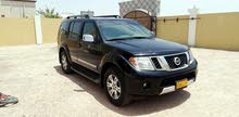 km mileage Nissan Pathfinder for sale