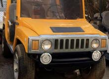 بقي أمريكي نوع كلوب كار 4 راكب - كهربائه مع شاحن -للبيع