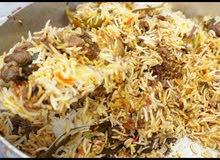 نوفر اكلات عمانيه لذيذه و شهيه ترضي رغباتكم