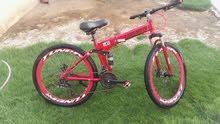 دراجه هوائيه لاند روفر  شبه جديده