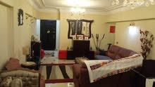 شقة125م في كمبوند جراند سيتي المعادي هاي سوبر لوكس 2غرفة 1حمام 1مطبخ ريسبشن كبير 3قطع
