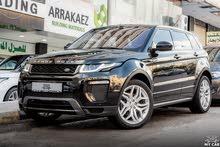 Land Rover Range Rover Evoque car for sale 2016 in Amman city