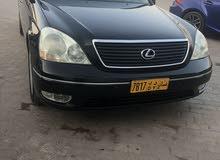 Lexus LS car for sale 2001 in Suwaiq city