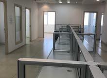 للايجار مكتب بالعاصمة 265 متر for rent office 265 sq/m