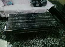 3 طاولات رخام طاوله وسط طاوله للشاشه طاوله زاويه مربعه
