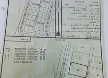 للبيع ارض سكنية في ولاية ازكي