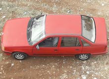 Red Opel Kadett 1986 for sale