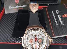 ساعة لمبرقيني درجة أولى طبق الأصل وبسعر مناسب