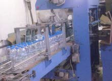 مكينة تغليف النايلون لي مصنع مياه للاستفسار 0910758998