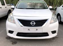 Used Nissan Sunny in Abu Dhabi