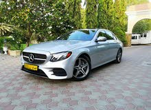 Silver Mercedes Benz E 300 2017 for sale