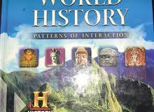 كتاب sat ancient world history للبيع