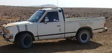 For sale 1985 White Datsun