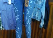 جينزات أجنبية العيد