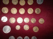 عملات مصرية وأجنبية نادرة
