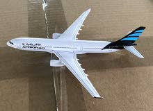 مجسم طائرة الخطوط الأفريقية