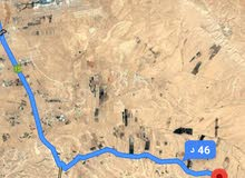 للبيع ارض 13 دونم في بريك جنوب عمان