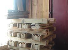 اخشاب لأعمال الكنب والديكور