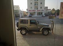 Jeep Wrangler car for sale 2008 in Saham city