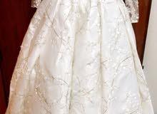 فستان لعروسه شييك