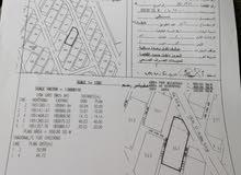 أرض سكنية في ثمريت 950 م2