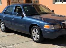 Ford CrownVictotia 2011