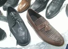 احذية جلد طبيعي تركي