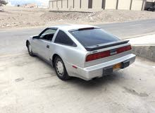 Gasoline Fuel/Power   Nissan 300ZX 1988
