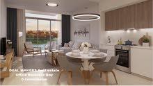 أحجز الان بمقدم 5% فقط غرفتين وصالة بارقي مناطق دبي بالم جميرا وبوليفارد دبي