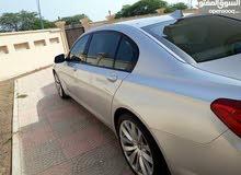 Gasoline Fuel/Power   BMW 750 2009