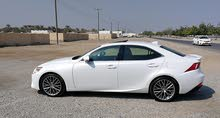 Available for sale! 1 - 9,999 km mileage Lexus IS 2014