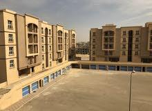 استلام فوري - شقة 120 متر للبيع المالك مباشرة  - نصف تشطيب - حدائق اكتوبر