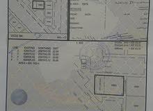 ارض سكني تجاري في المسفاه خانكو 600 متر