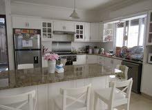 More rooms  Villa for sale in Amman city Al Urdon Street