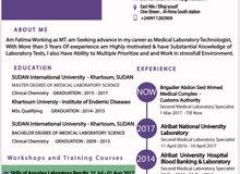 اختصاصية مختبرات طبيه