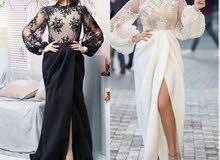 فستان الاسود