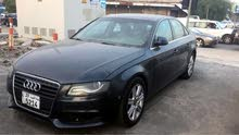 condition Audi A4 2009 with  km mileage