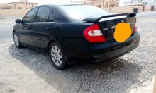 Toyota Camry 2002 For sale - Black color