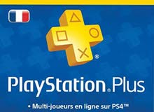 carte PLAYSTATION network   12 mois