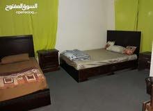 شقة للايجار في مرج الحمام قرب دوار الدلة أسعار خاصة للعائلات و الطلاب