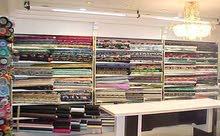 مطلوب موظفه عمانيه(للنساء فقط) للعمل في محل اقمشه صغير في ولاية عبري العينين