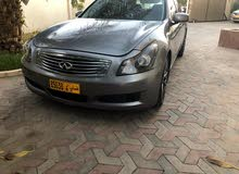 Brown Infiniti G35 2007 for sale