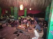 مخيم سياحي للمشاركه بايجار